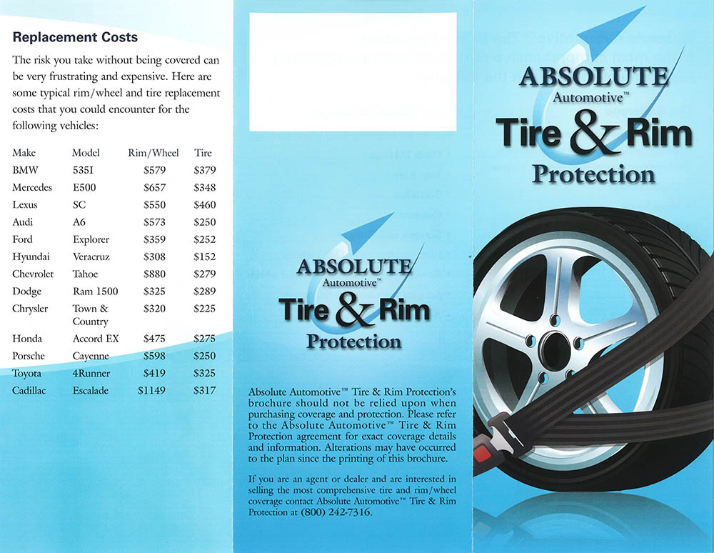Cosmetic Tire And Wheel Protection Vehicle Manufacturer
